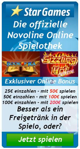 novoline online - stargames
